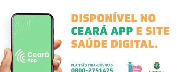Ceará App - Saúde digital