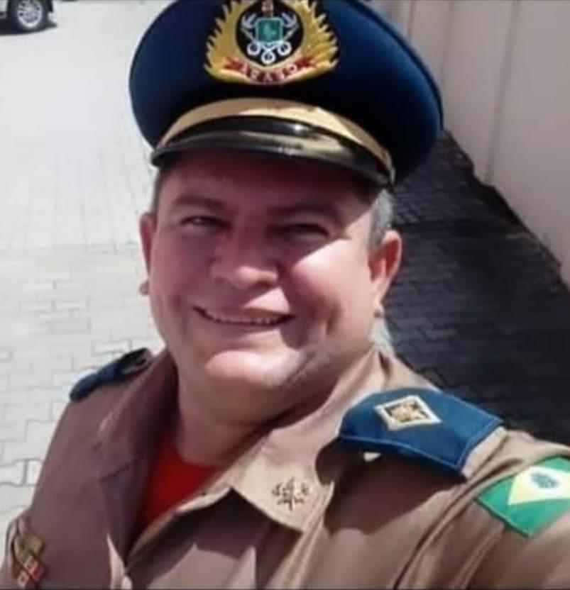 Nota de Pesar do Subtenente Júlio César de Sousa Barbosa