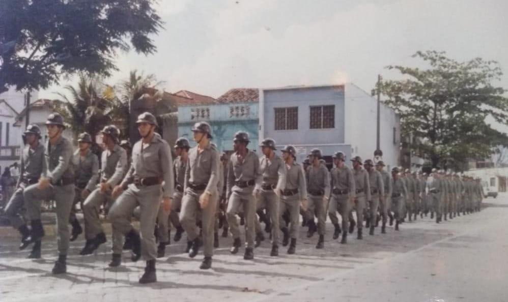 Curso de Formação de Soldado de 1996, comemora 35 anos