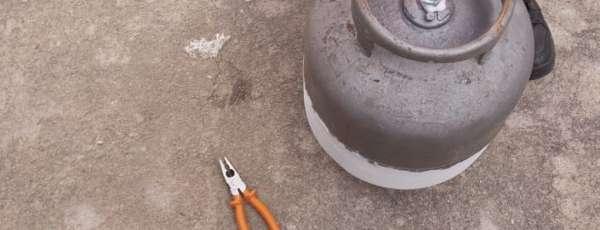 Corpo de Bombeiros atuam em vazamento de gás de cozinha, em Crateús