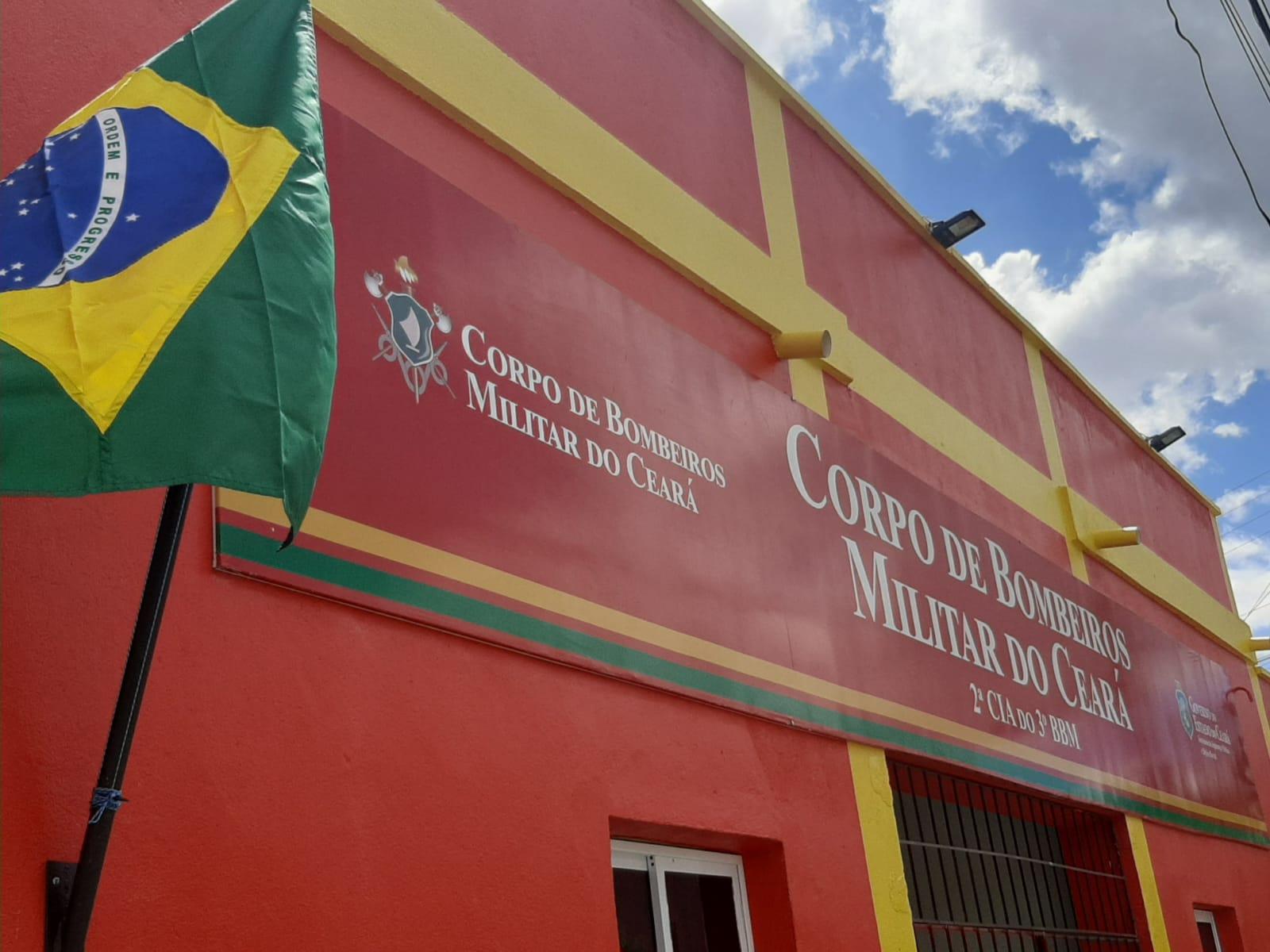 CBMCE - Posto de Ipueiras