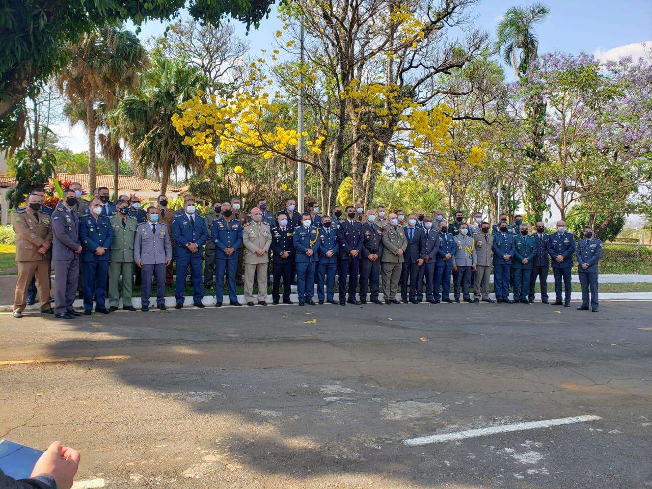 CBMCE participa de Reunião dos Comandantes Gerais de PM e CB
