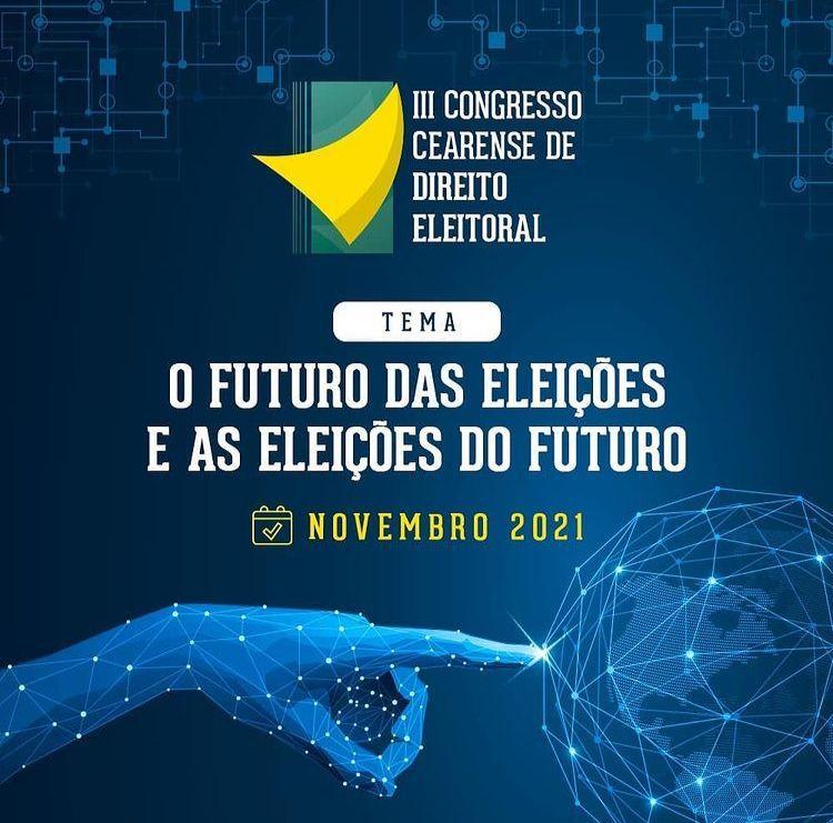EGPCE disponibiliza 80 vagas para o III Congresso Cearense de Direito Eleitoral